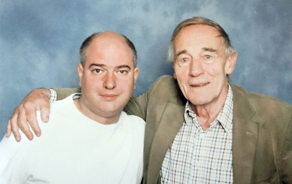 Andrew O'Day and Michael Jayston