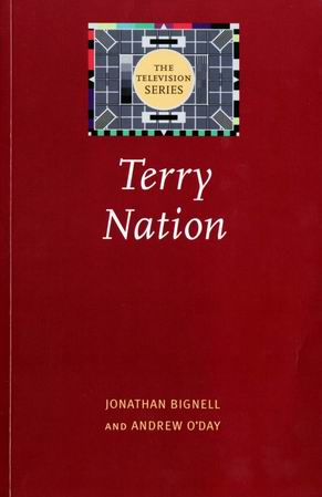 'Terry Nation' published book cover