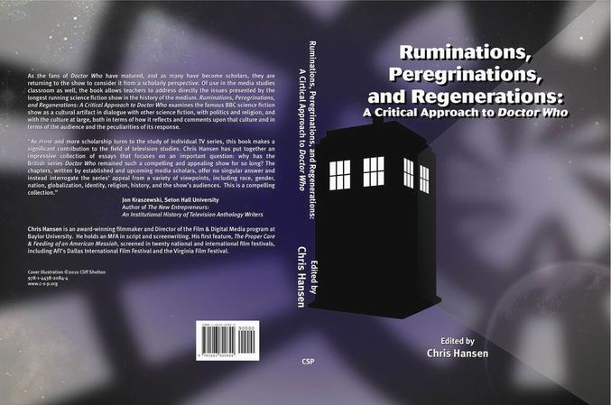 'Ruminations, Peregrinations, and Regenerations' book cover