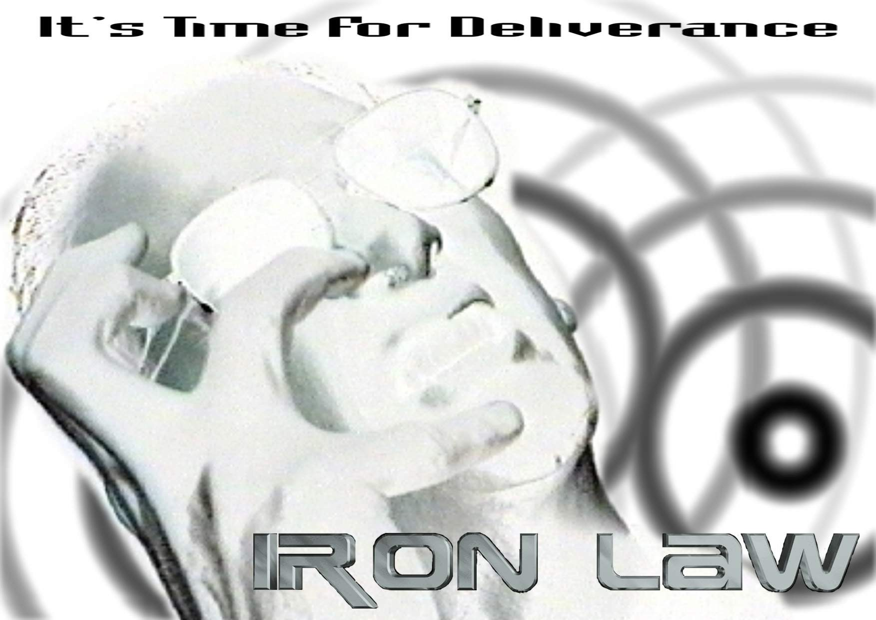 Tim Harris Website Graphics Gallery - Iron Law poster