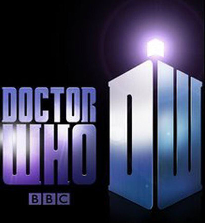 Doctor Who logo used as of 2010