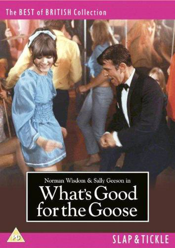 What's Good For The Goose - Norman Wisdom and Sally Geeson