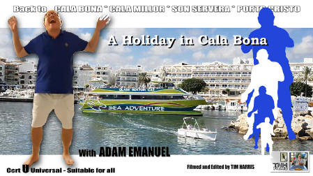 A Holiday in Cala Bona Poster