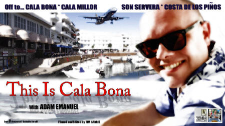 This Is Cala Bona Poster