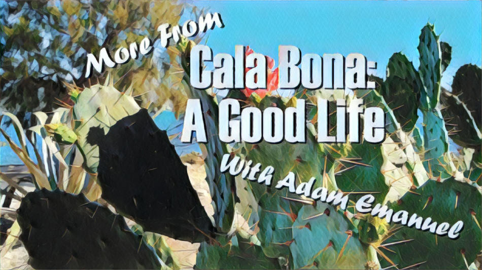 Poster for More From Cala Bona: A Good Life