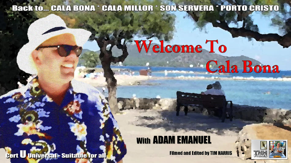 Welcome To Cala Bona Poster